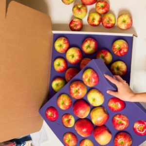 Fresh picked Michigan apples shipped to you