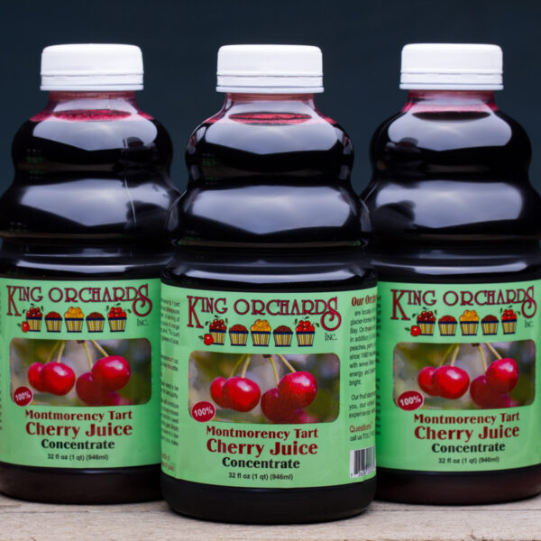 Montmorency Tart Cherry Juice Concentrate 3 pack quarts